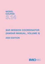 SAR Mission Coordinator (IAMSAR Manual, Volume II), 2020 Edition e-book (e-Reader download)