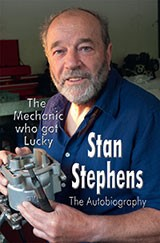 The Mechanic who got Lucky, Stan Stephens Autobiography (updated reprint of the Jan. 2013 edition)